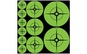 Picture of B/C TARGET SPOTS GREEN ASSORTMENT