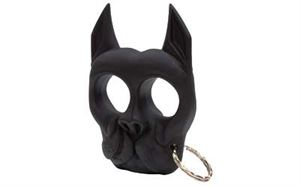 Picture of PS PIT BULL PROTECTION KEYCHAIN BLK
