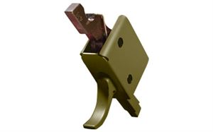 Picture of CMC AR-15 MATCH TRIGGER CURVED ODG