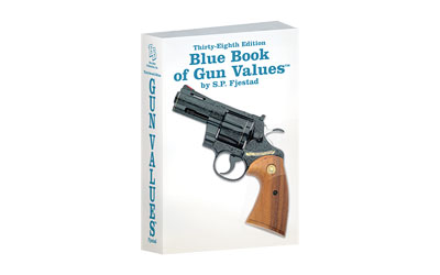 Blue Book 38th Edition Gun Values Midwest Supply Group border=