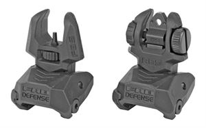 Picture of MEPROLT FLIP UP SIGHTS W/ TRITIUM
